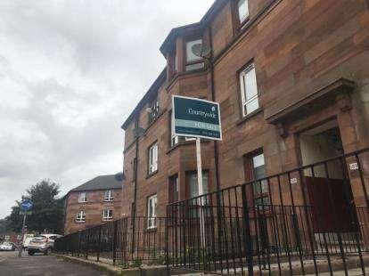 2 Bedrooms Flat for sale in Earl Street, Scotstoun, Glasgow