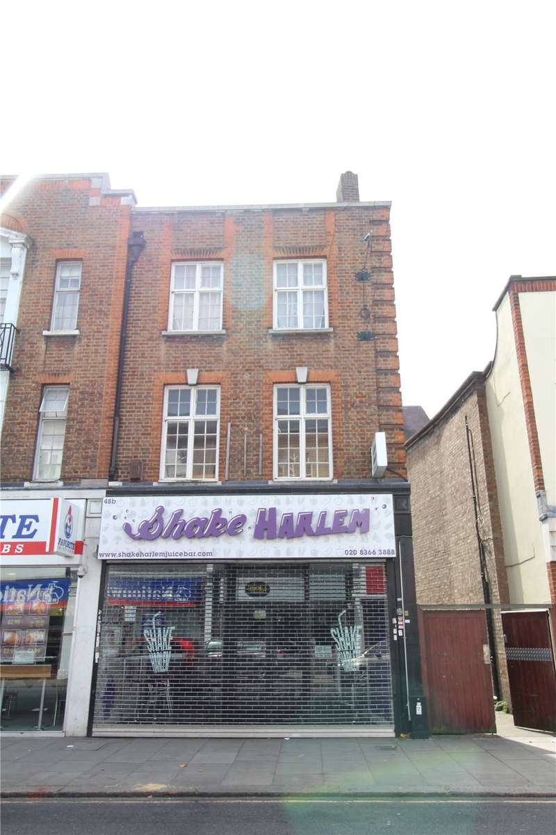 Retail Property (high Street) Commercial for rent in Church Street, Enfield, EN2