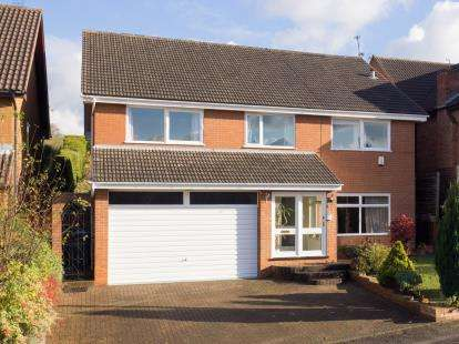 5 Bedrooms Detached House for sale in Bracey Rise, West Bridgford, Nottingham