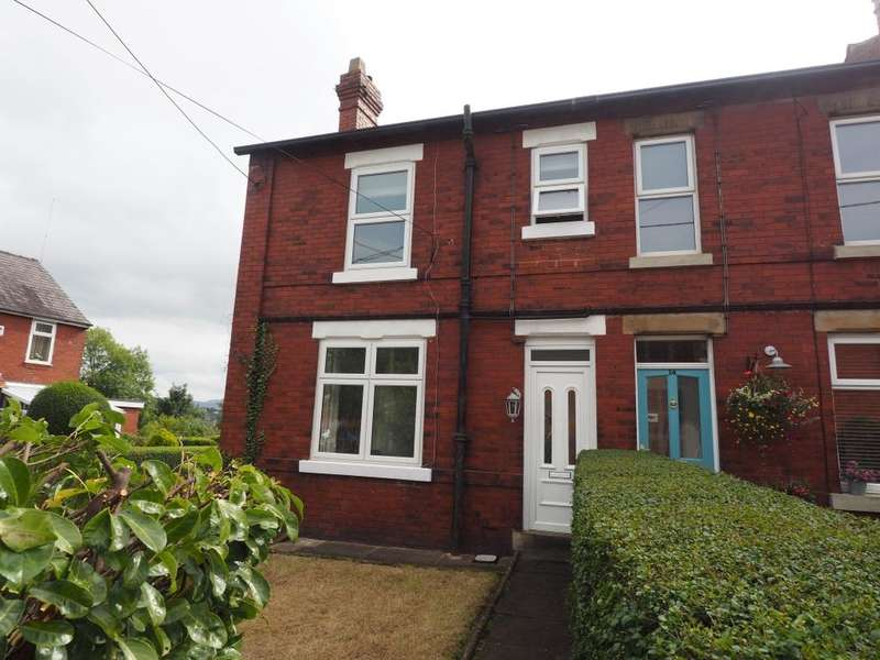 2 Bedrooms End Of Terrace House for sale in Redhouse Lane, Disley, Stockport, Cheshire, SK12 2EW