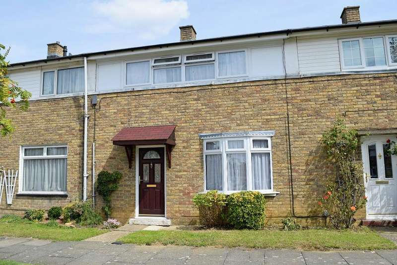 2 Bedrooms Terraced House for sale in Pittmansfield, Harlow, Essex, CM20 3LG