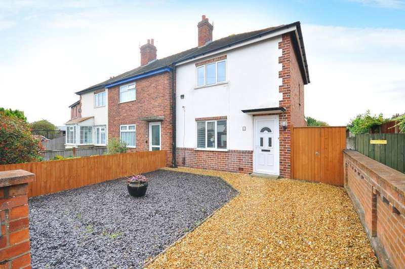 2 Bedrooms End Of Terrace House for sale in Chelsea Avenue, Bispham, Blackpool, Lancashire, FY2 0SU