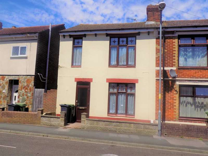 2 Bedrooms Semi Detached House for sale in Windsor Road, Portsmouth, PO6 2TG