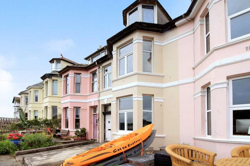 4 Bedrooms Terraced House for sale in East Looe