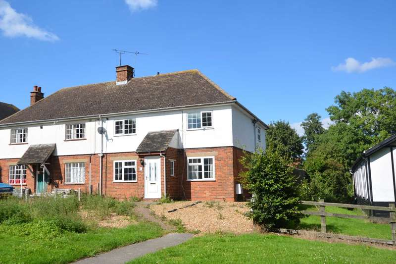 3 Bedrooms Semi Detached House for sale in Dovecote Cottages, Shenley Brook End