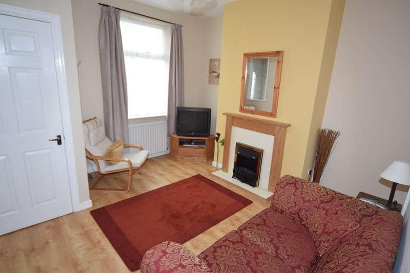 2 Bedrooms Terraced House for sale in Dominion Street, Walney, Barrow-in-Furness, Cumbria LA14 3BP