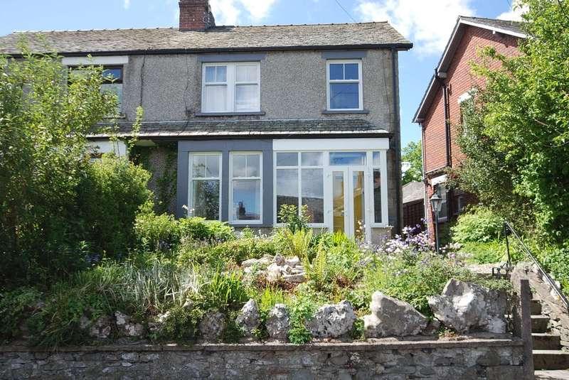 3 Bedrooms Semi Detached House for sale in Park Road, Ulverston, Cumbria, LA12 0ET