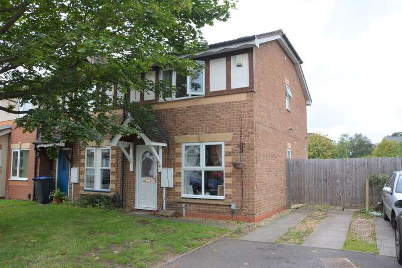 3 Bedrooms End Of Terrace House for sale in Temple Street, Rugby Town Centre