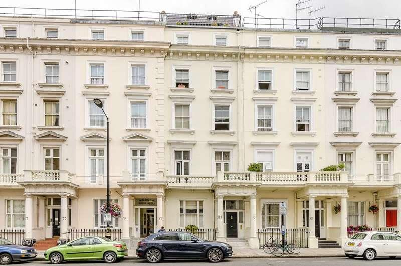 Studio Flat for sale in Belgrave Road, Pimlico, SW1V
