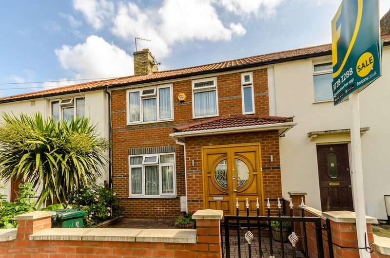 3 Bedrooms Terraced House for sale in Kilmington Road, Barnes, SW13