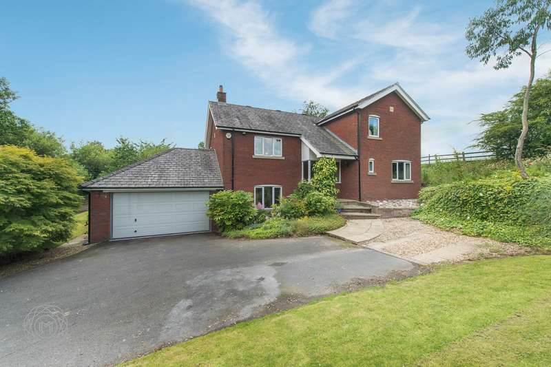 4 Bedrooms Detached House for sale in Lodge View, Farington Moss, Leyland, PR26