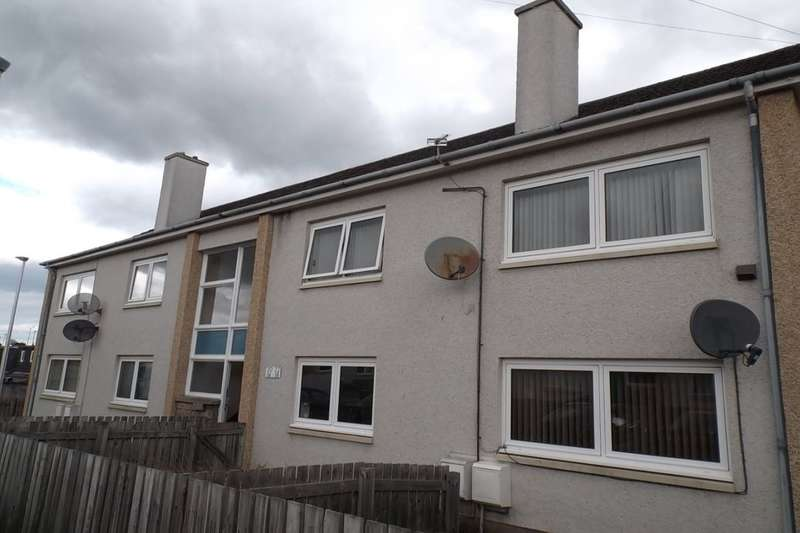2 Bedrooms Flat for sale in Bezack Street, New Elgin, Elgin, IV30