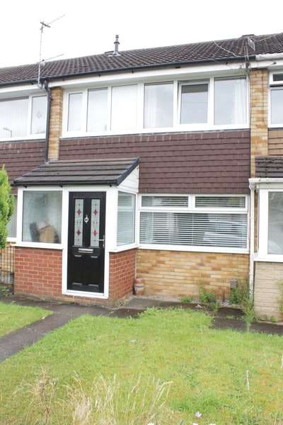 3 Bedrooms Terraced House for sale in Shady Lane, Baguley, Lancashire, M23