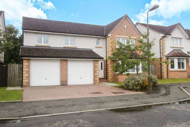 5 Bedrooms Detached House for sale in Birrell Gardens, Livingston, EH54