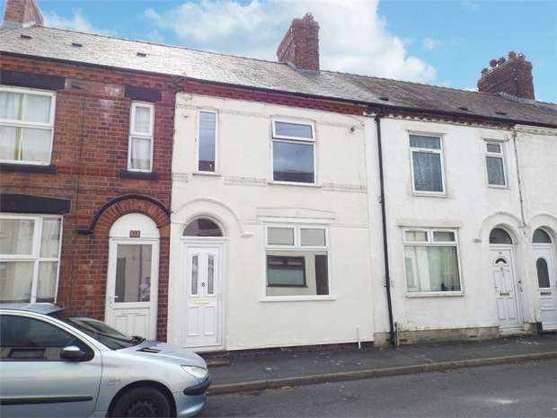 2 Bedrooms Terraced House for sale in Weston Road, New Broughton, Wrexham