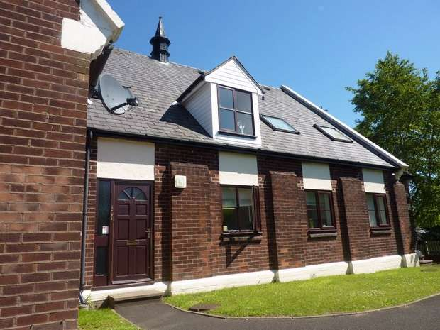 1 Bedroom Flat for sale in Stamford Court, Stamford Road, Macclesfield, Cheshire