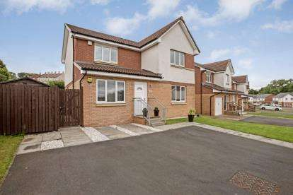 4 Bedrooms Detached House for sale in Glenlyon Place, Rutherglen