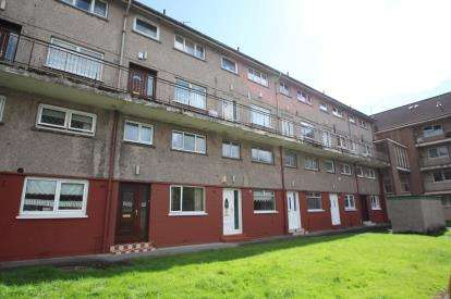 2 Bedrooms Maisonette Flat for sale in Russell Street, Paisley