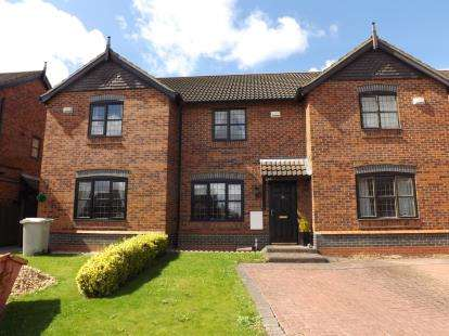 2 Bedrooms Terraced House for sale in Michael Foale Lane, Louth