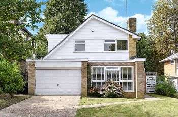 4 Bedrooms Detached House for sale in Alpine Copse, Bickley Park, Bromley, Kent, BR1 2AW