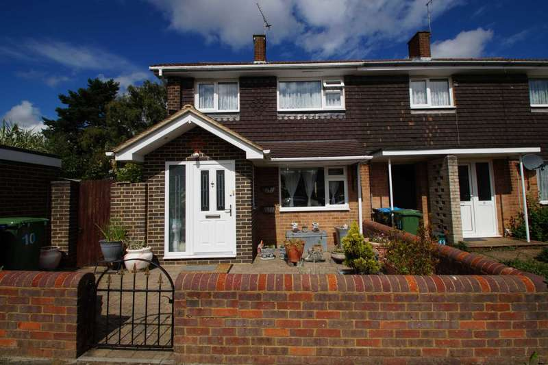 2 Bedrooms End Of Terrace House for sale in Cooks Vennel, Hemel Hempstead