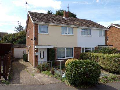 3 Bedrooms Semi Detached House for sale in The Lynx, Bletchley, Milton Keynes