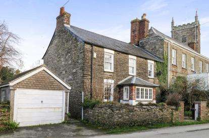 3 Bedrooms Semi Detached House for sale in St. Issey, Wadebridge, Cornwall