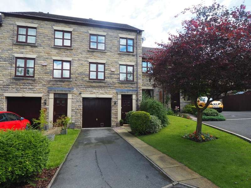3 Bedrooms End Of Terrace House for sale in Randal Crescent, Whaley Bridge, High Peak, Derbyshire, SK23 7GY
