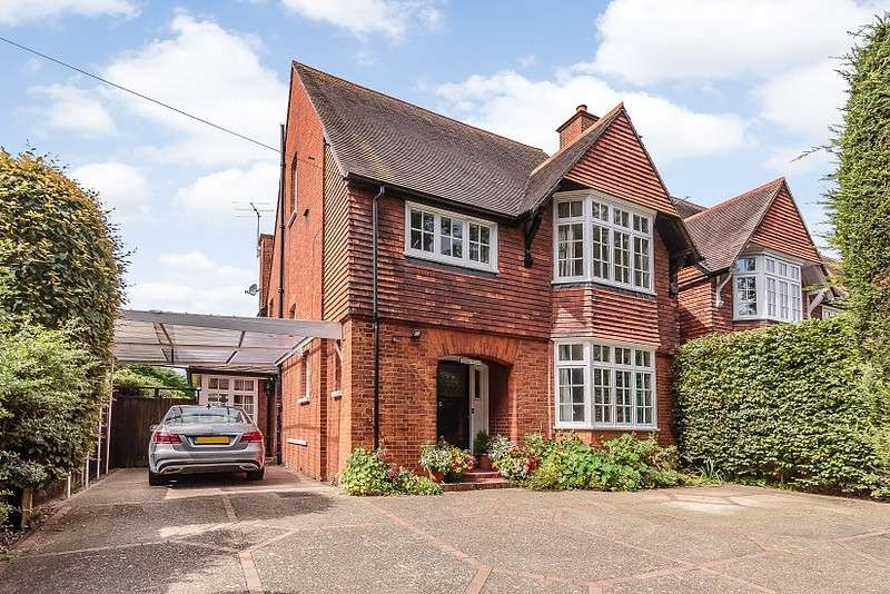 5 Bedrooms Detached House for sale in Addlestone