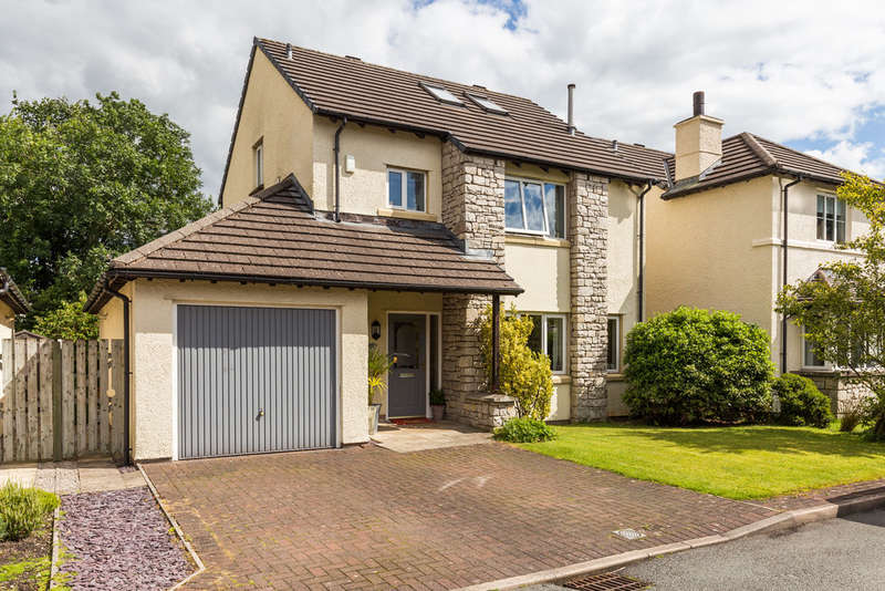 4 Bedrooms Detached House for sale in 11 Hawthorn Gardens, Kendal, Cumbria, LA9 6FG