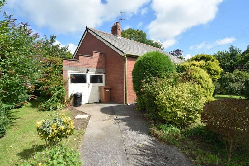2 Bedrooms Detached Bungalow for sale in Hollow Lane, Barrow-in-Furness, Cumbria LA13 9LW