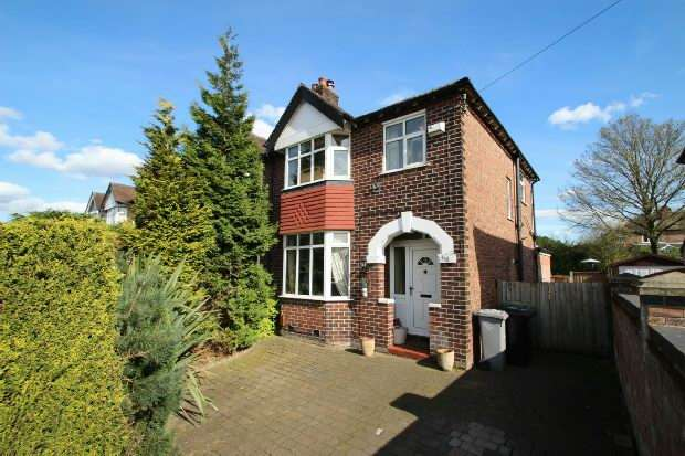 3 Bedrooms Semi Detached House for sale in Stockport Road, Timperley