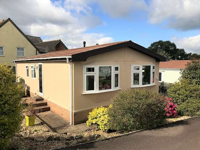 2 Bedrooms Park Home Mobile Home for sale in The Orchard, Otter Valley Park, Honiton