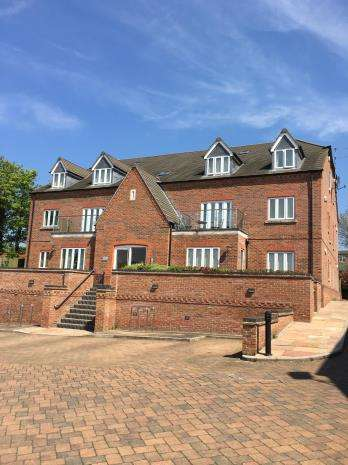 2 Bedrooms Apartment Flat for rent in Candleby Lane, Cotgrave