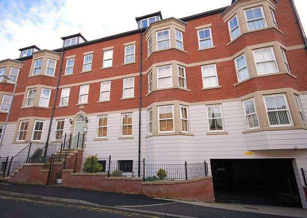 2 Bedrooms Apartment Flat for sale in Marlborough Street, Scarborough, North Yorkshire YO12 7GY