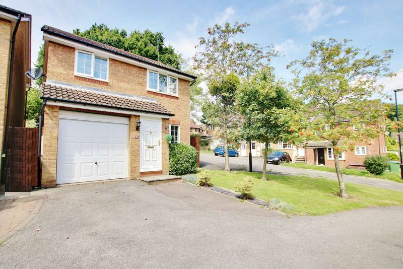 3 Bedrooms Detached House for sale in Squirrel Drive, Sholing