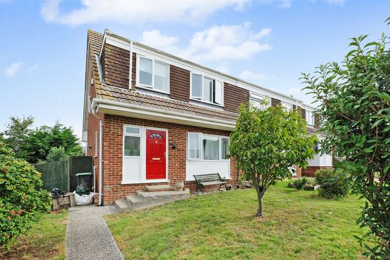 3 Bedrooms Semi Detached House for sale in Anthony Crescent, Whitstable, Kent