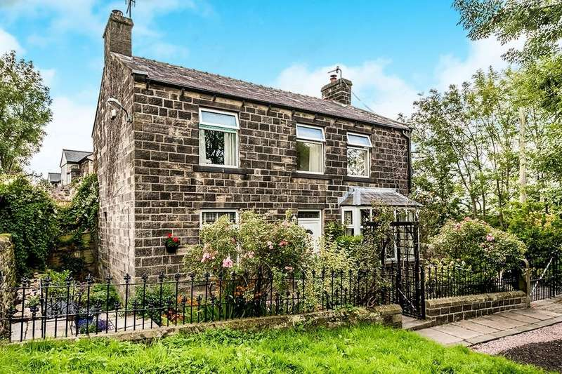 4 Bedrooms Detached House for sale in Hainsworth Road, Silsden, Keighley, BD20