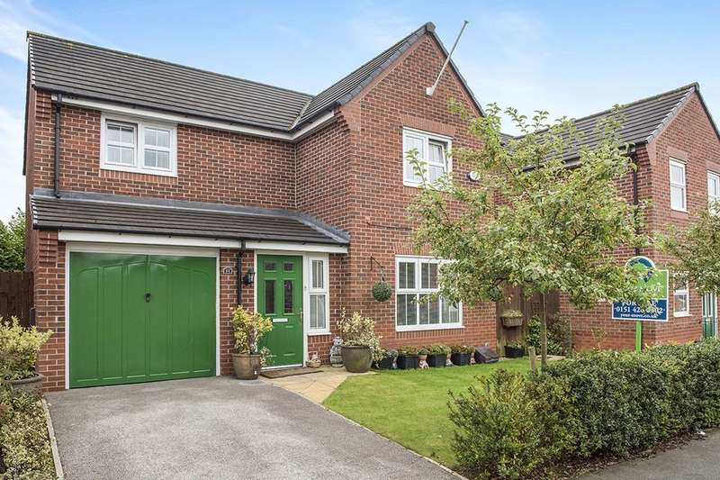 4 Bedrooms Detached House for sale in Layton Way, Prescot, L34
