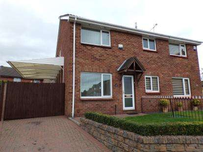 2 Bedrooms Semi Detached House for sale in Conifer Close, Walton, Liverpool, Merseyside, L9