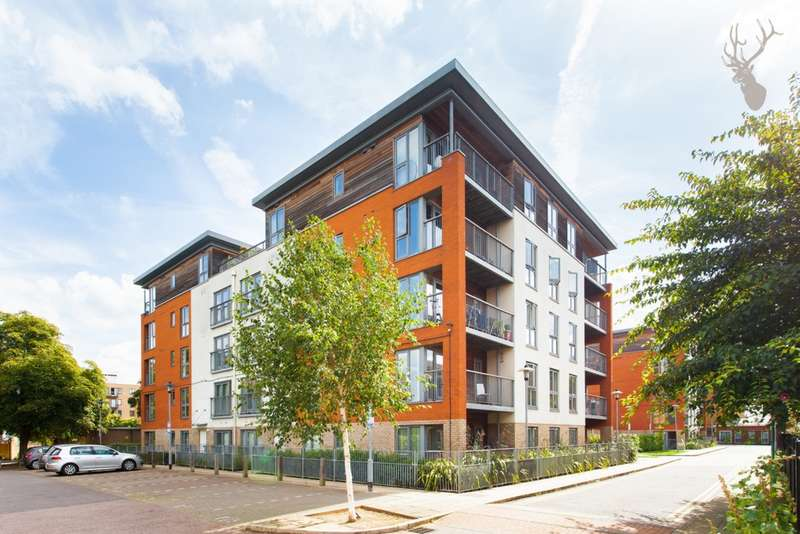 1 Bedroom Apartment Flat for sale in Eastside Mews, London, E3