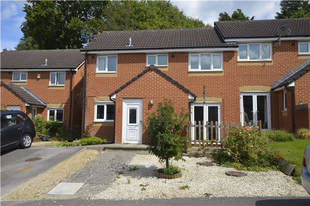 3 Bedrooms Semi Detached House for sale in Wheelers Rise, Stroud, Gloucestershire, GL5 4BN