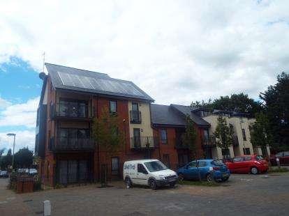 1 Bedroom Flat for sale in Jubilee Court, St. Pauls Walk, Cheltenham, Gloucestershire