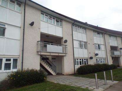 2 Bedrooms Flat for sale in Jardine Crescent, Coventry, West Midlands