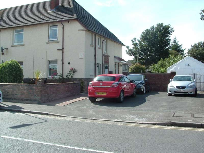 2 Bedrooms Flat for sale in Prestwick