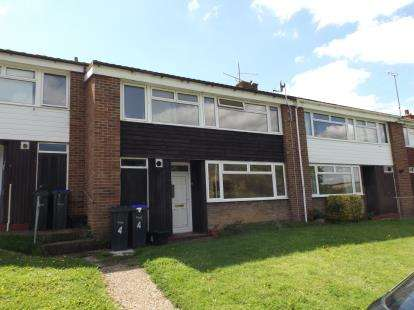 3 Bedrooms Terraced House for sale in Wilton, Salisbury, Wiltshire