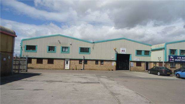 Light Industrial Commercial for sale in Unit 24-25, Highlode Industrial Estate, Stocking Fen Road