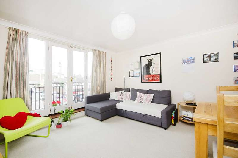2 Bedrooms Flat for sale in Sir Cyril Black Way, Wimbledon, SW19