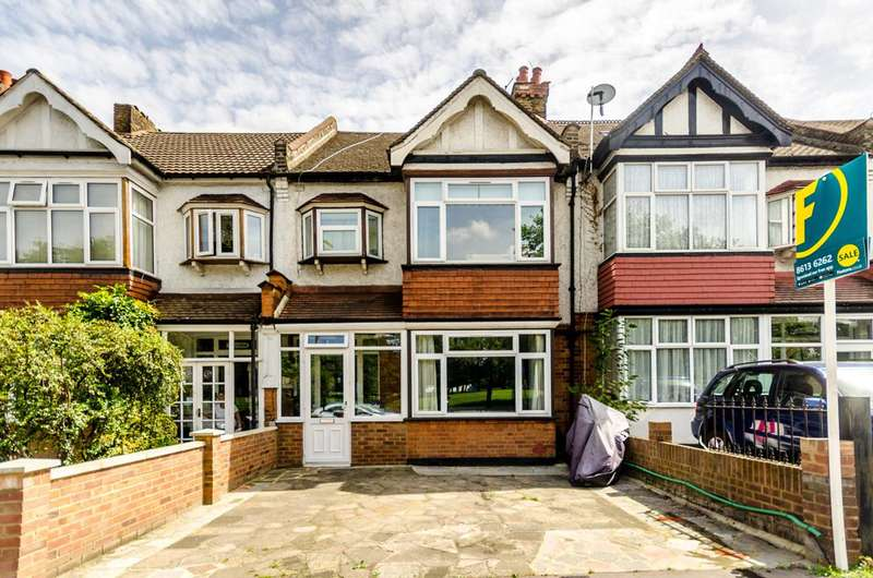 3 Bedrooms House for sale in Lower Addiscombe Road, Croydon, CR0