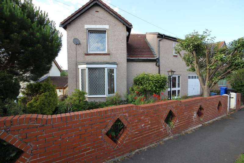 4 Bedrooms Detached House for sale in Linden Crescent, Sheffield, South Yorkshire, S36